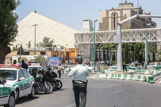 گردشگران از تیراندازی های تهران فرار نمی نمایند