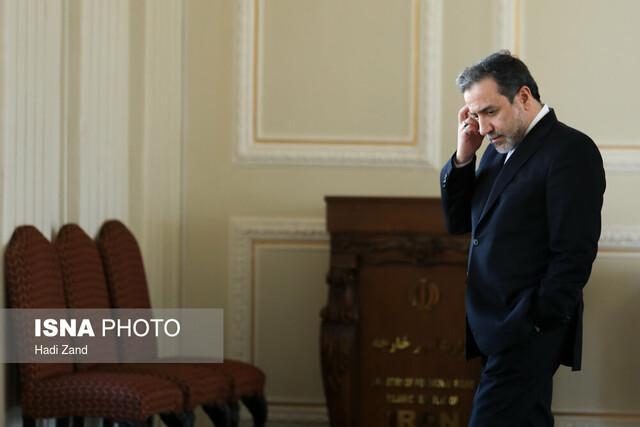 عراقچی: منافع ایران باید در برجام تامین شود، بسته به تحولات تصمیم می گیریم