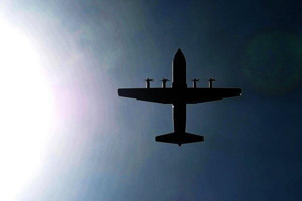 وقوع سانحه برای هواپیمای نظامی شیلی، احتمال سقوط