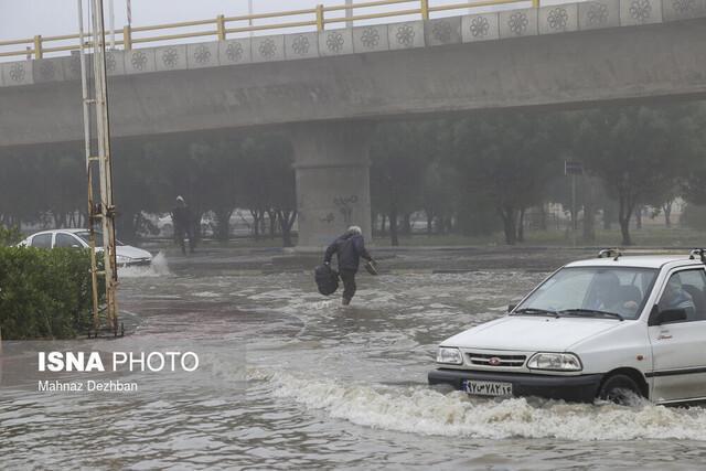 شهردار اهواز هزینه کرد در مورد آبگرفتگی ها را بی فایده می داند