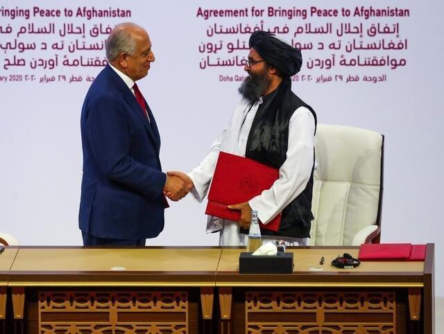 آغاز تعامل دیپلماتیک طالبان، پس از توافق با آمریکا