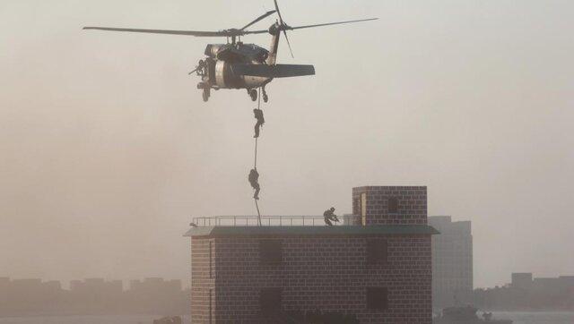 تمرین نظامی مشترک امارات و آمریکا انتها یافت