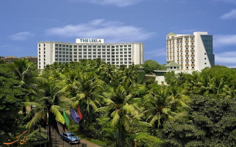 معرفی هتل لیلا بمبئی ، 5 ستاره