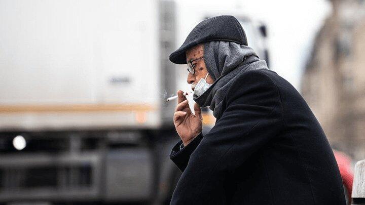 محققان آمریکایی: سیگار کشیدن یکی از عوامل موثر در ابتلا به کروناست