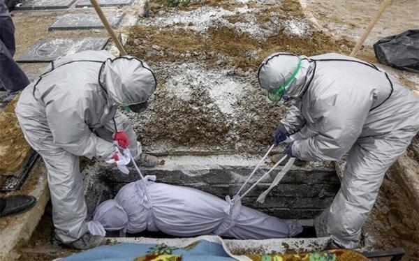 آمار قربانیان کرونا از 71 هزار نفر گذشت