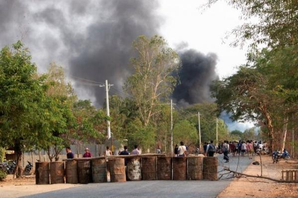 خونتا: تا زمانی که ثبات در میانمار برقرار نشود فرستاده آ.سه.آن به کشور نمی آید